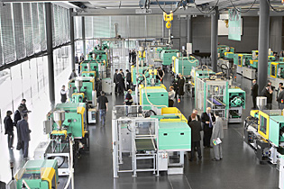 ARBURG - Expertise in injection moulding
