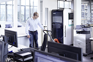 3D printing with freeform from ARBURG
